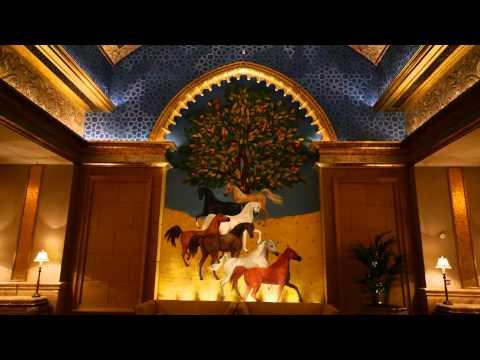 Emirates Palace Hotel ( Abu Dhabi ) - Gold to go
