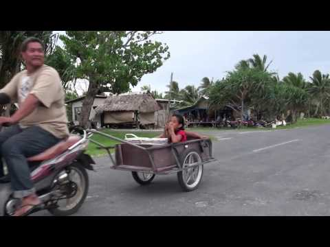 Eddie in Tuvalu