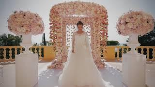 Вараздат и Елена, армянская свадьба, Сочи