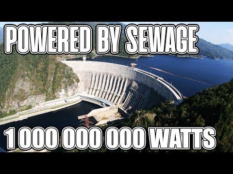 1 GigaWatt Hydro Power Plant - TRAINCITY 4.0 #14