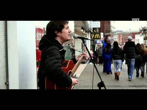 Street Music In Walsall Featuring David Fisher Part 2