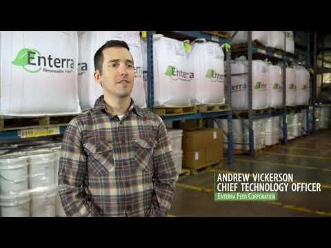 Enterra Feed corporation application video - 2018 GLOBE Climate Leadership Awards