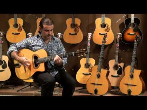 GITANE D-500 吉普賽爵士吉他