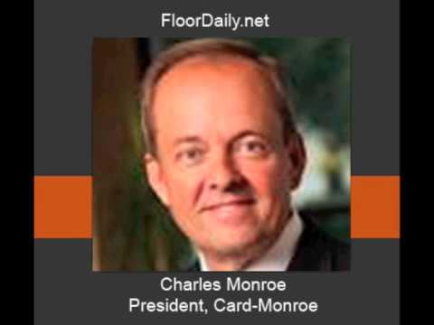 FloorDaily.net: Charles Monroe Discusses CMC's New Products At FloorTek