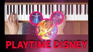 I Just Can't Wait To Be King {Lion King} (Playtime Disney) [Easy Piano Tutorial]