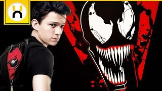 How Tom Holland Peter Parker Could Cameo in VENOM