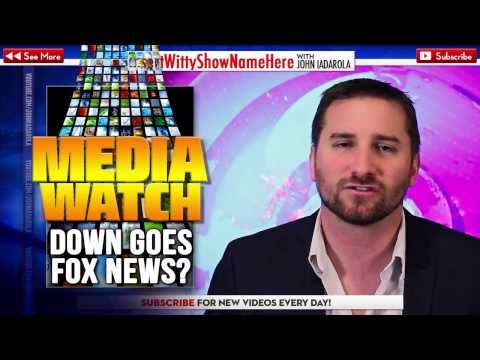 """The War on Fox News Is Over?"" Says Media Matters"