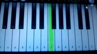 Piano Tutorial- 2 - How to play love theme of Aashiqui 2