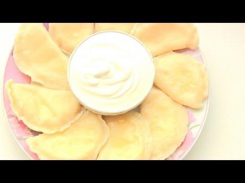 ВАРЕНИКИ  с творогом  Простой рецепт от VIKKAvideo