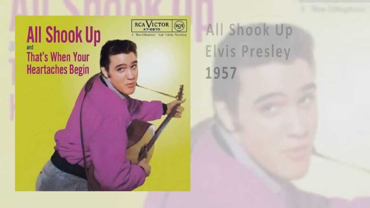 all shook up elvis youtube Watch youtube - i remember elvis presley by djmaciek on dailymotion here john travolta (elvis presley) - all shook up like watch later share add to.