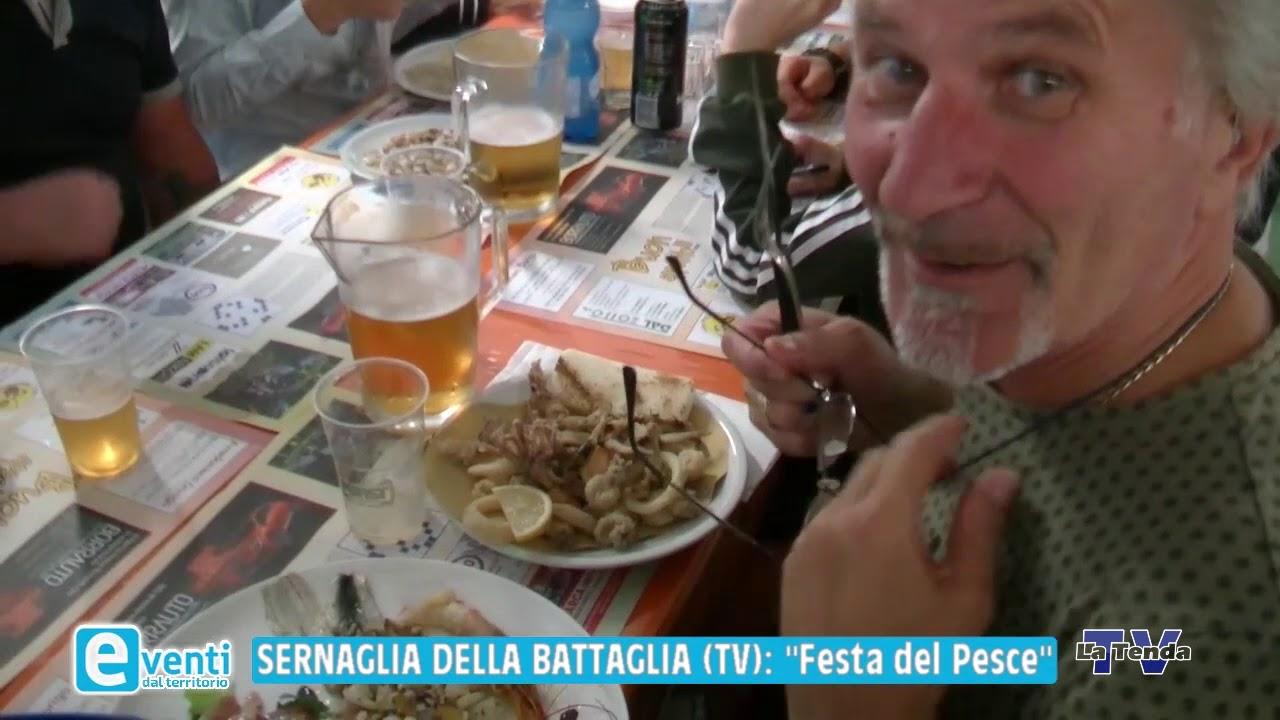EVENTI - Sernaglia - Festa del pesce