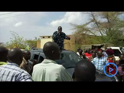 Community appealed a petition against Governor Nanok not CS Munyes, former MP says