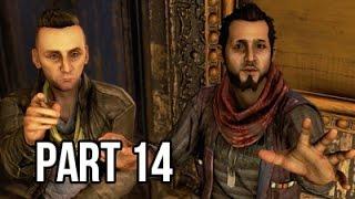 Far Cry 4 Walkthrough Gameplay - Part 14 - YOGI AND REGGIE!! (PS4/XB1/PC Gameplay 1080p HD)