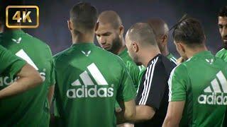 تقرير رائع عن تأهل المنتخب الجزائري إلى النهائي🔥والملحمة التي صنعها اشبال بلماضي للفوز باللقب😎