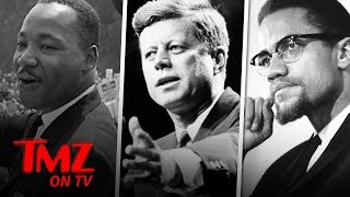 Is The Government Covering Up MLK, JFK, & Other Assassinations?! | TMZ TV