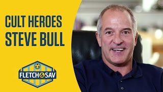 Fletch and Sav's Cult Heroes | Steve Bull