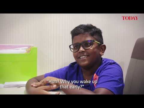 Studying in Singapore worth waking up early for one Johor student