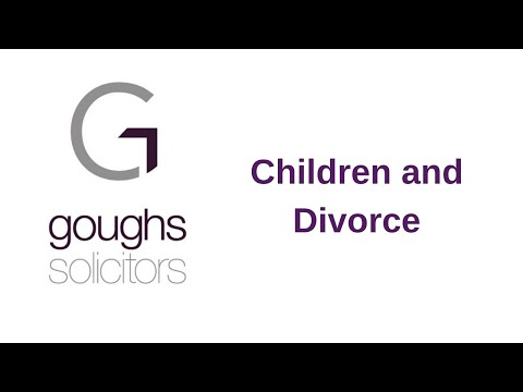 Children & Divorce
