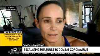 Coronavirus I Local gyms are complying with COVID-19 regulations