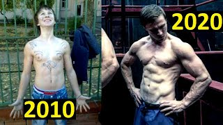 Insane 5 Year Calisthenics Transformation From Zero To Hero - (N1K)