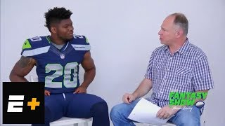 Matthew Berry breaks down fantasy value of Rashaad Penny and Chris Carson | The Fantasy Show | ESPN+