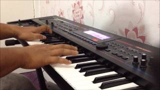 Idhayathai Thirudadhey / Geethanjali BGM - Ilayaraja Piano/Keyboard Version