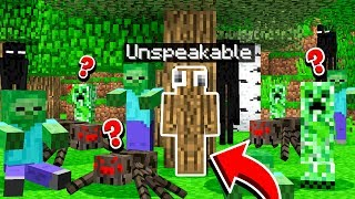 100 MOBS vs CRAZY HIDE & SEEK MINECRAFT!