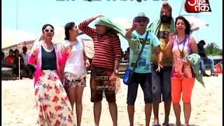 'Taarak Mehta Ka Ulta Chashma' team in Goa