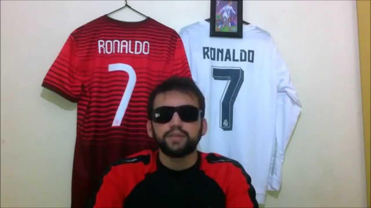 Lucas fala sobre o lançamento do filme do Cristiano Ronaldo