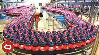 Download Mp3 Jangan Heran Jika Mesin Bekerja! Beginilah Proses Produksi Minuman Terbesar Di D Gudang lagu