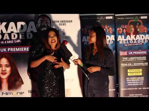 The Grand UK Premiere of Toyin Abraham's ALAKADA RELOADED