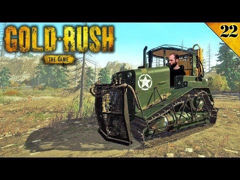 LA MÁQUINA PERFORADORA (LA DRILL MACHINE)   GOLD RUSH Gameplay Español