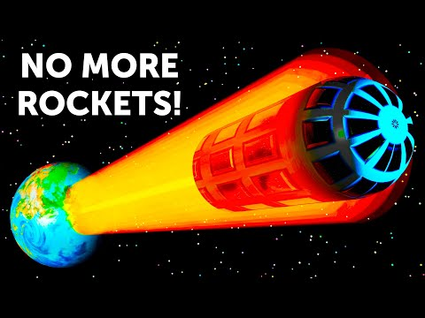 We Could Go to Space Without Rockets