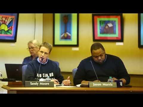Kalamazoo Public Schools Looks To Replace Dinner Meetings