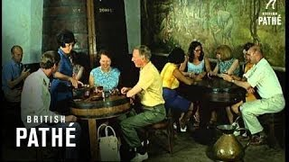 Out Takes / Cuts From Cp 730 - Reel 3 Of 3 - Madeira - Island Of Wine  1968