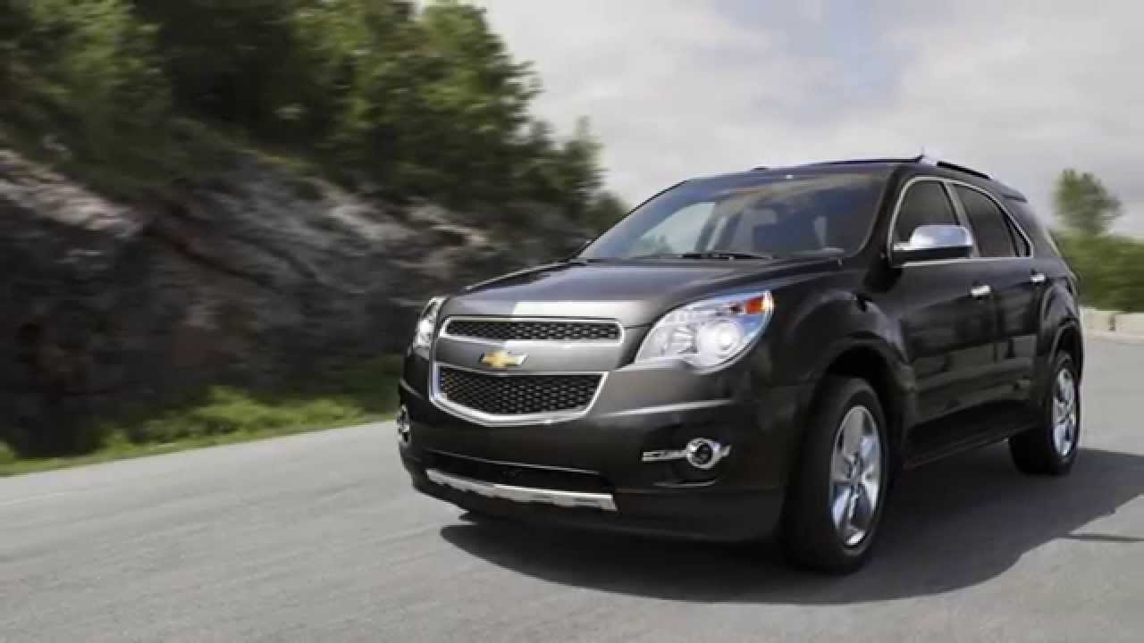 2017 Chevy Equinox Review