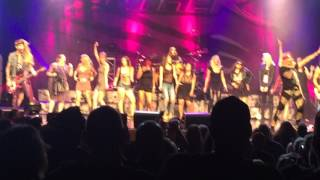 Steel Panther - 17 Girls In A Row live in Winnipeg 2017