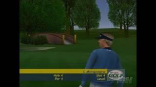 ProStroke Golf: World Tour 2007 Xbox Gameplay - Hit The Pin