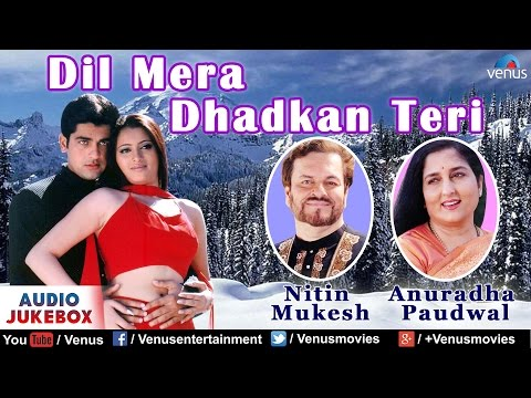 Dil Mera Dhadkan Teri - Nitin Mukesh & Anuradha Paudwal : Hindi Album Songs || Audio Jukebox