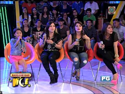 WATCH: Lyca shows she can also rap