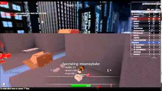 pokemonsniper's ROBLOX video