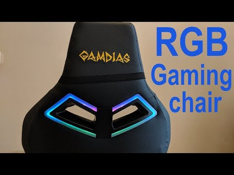 Gamdias Achilles RGB P1/ M1 / E1 Gaming Chairs Review (Black/Blue/Comfortable)