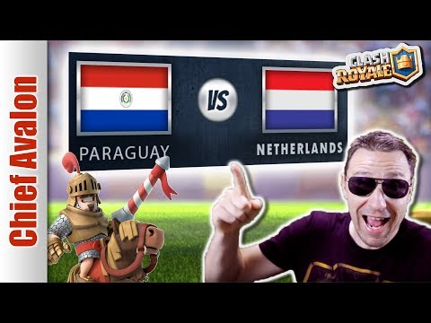 MGL WORLDS TOP 32: SOUTH AFRICA vs FINLAND - Clash Royale eSports