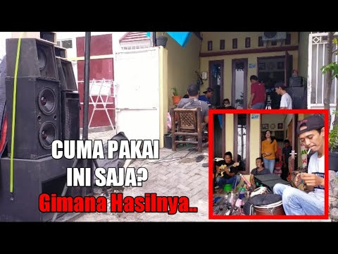 Ngamen Dadakan ala Jokowi dengan Musisi Jalanan.