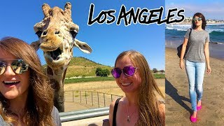FAVORITE THINGS TO DO IN LA!