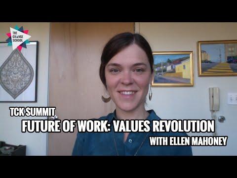 FUTURE OF WORK: Values Revolution with Ellen Mahoney