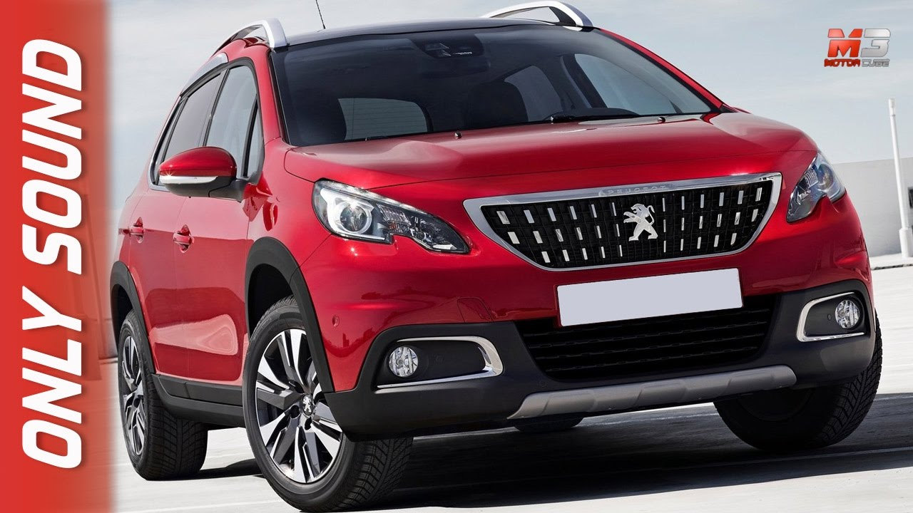 new peugeot 2008 2017 first test drive only sound youtube. Black Bedroom Furniture Sets. Home Design Ideas