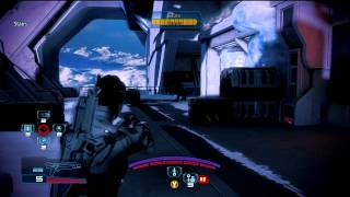 Ammo Bonus Combo - Incendiary Rounds - Mass Effect 3