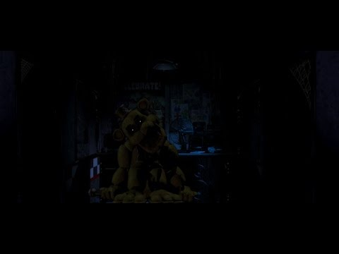 Golden Freddy - Power Out