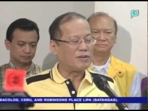 President Aquino has now the list of members for Bangsamoro transition commission